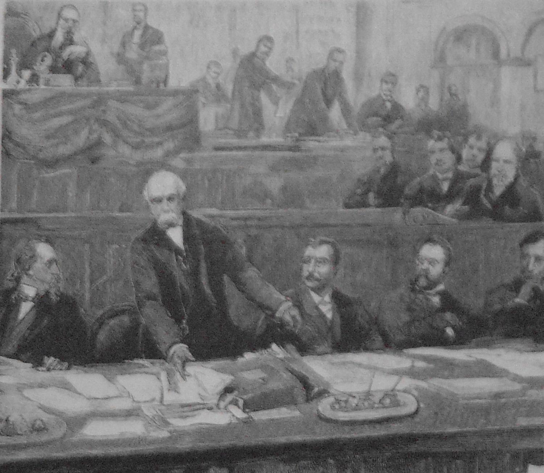 Comitato storico siciliano dal separatismo siciliano al for Lavorare al parlamento italiano